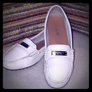 Coach Loafers 7.5